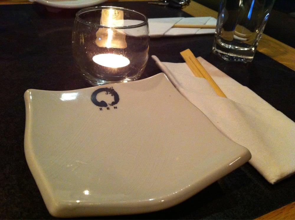 Table setting yelp for Table 52 yelp