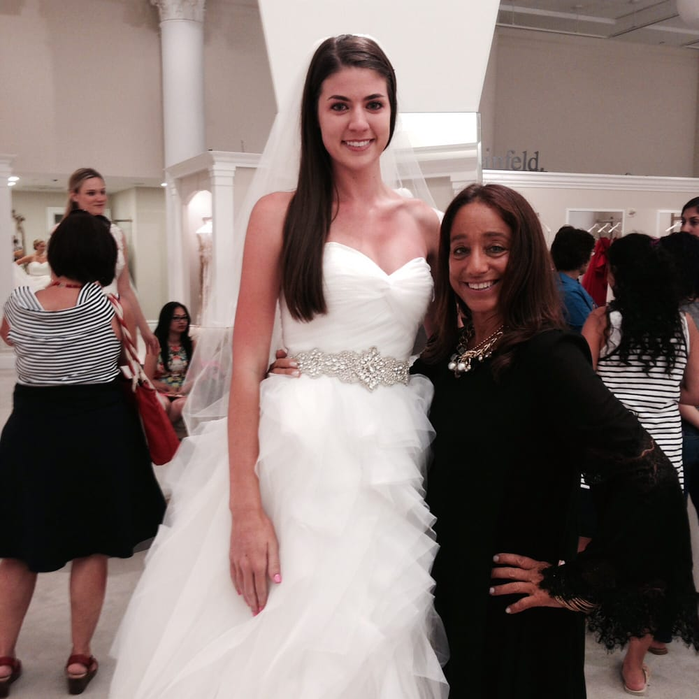Wedding Gowns In New York: Lisa And I.