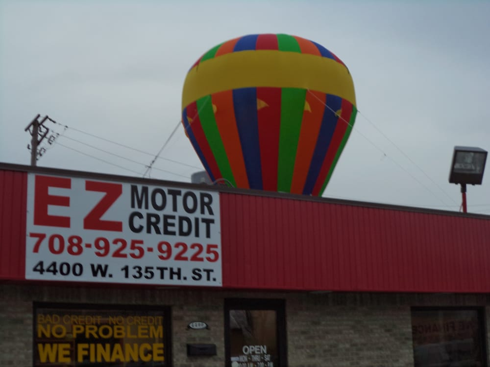 Ez motor credit the place to go for ez auto financing Motor credit