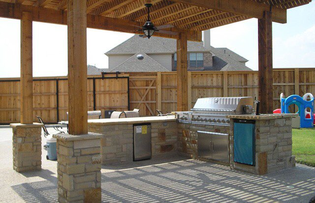 Photo Of Green Paradise Construction And Design Frisco Tx United States Another