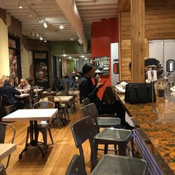 Photo Of Just Love Coffee Eatery Music Row Nashville Tn United
