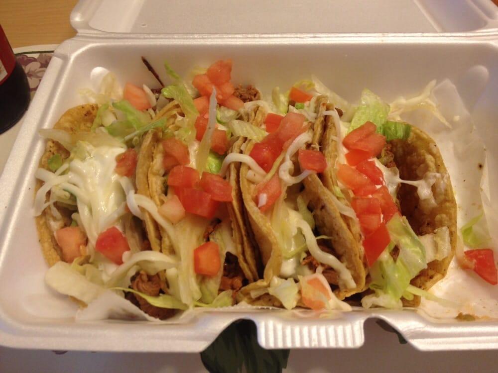 Steak Tacos American Style Yelp