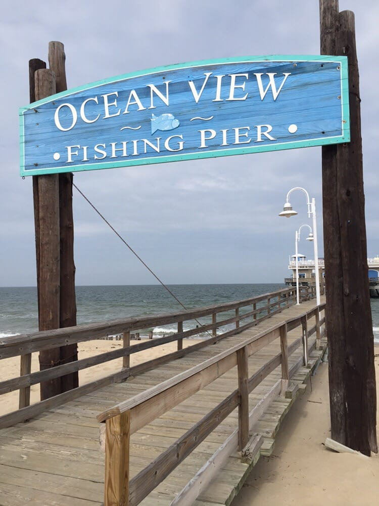 photos for ocean view fishing pier yelp