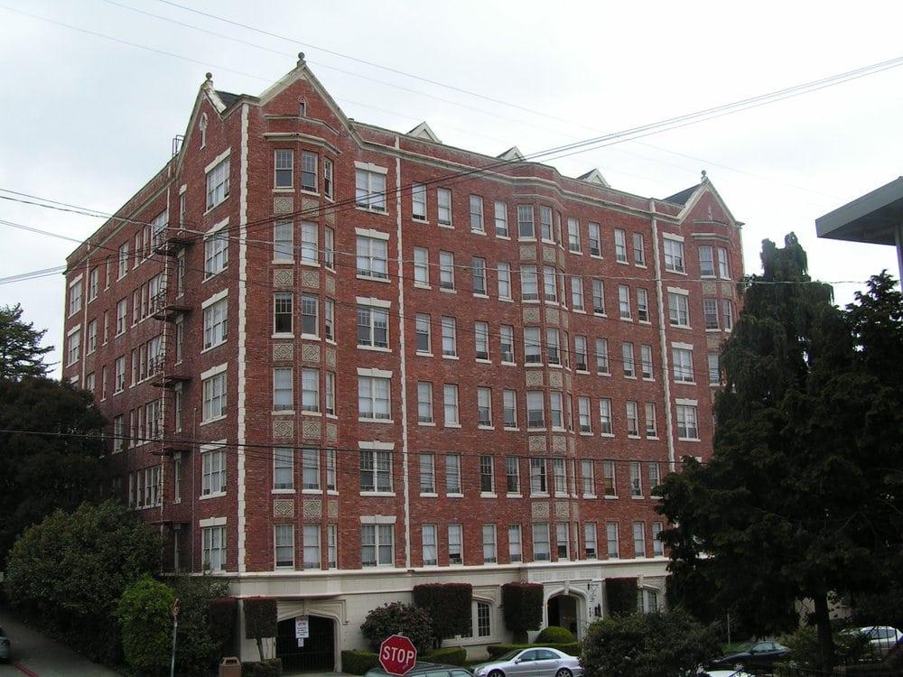 Mayfair Apartments