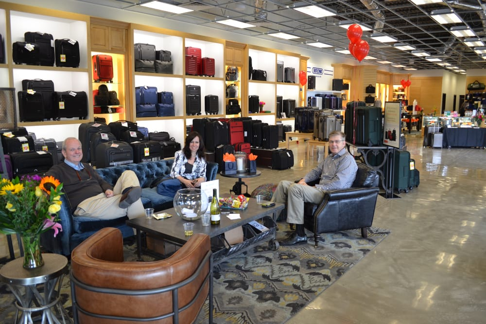 Paradise Baggage Company: 4442 S Broadway, Englewood, CO