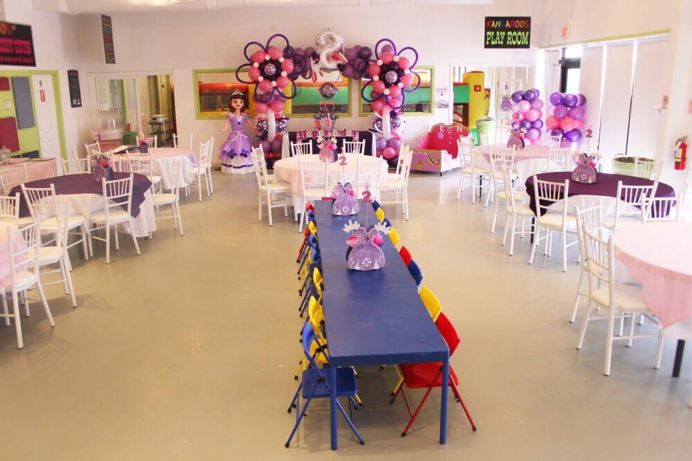 Sophia the 1st Birthday party set up Yelp