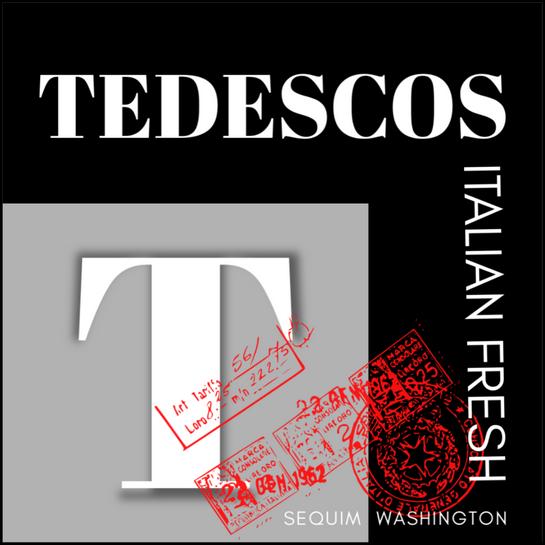 Tedesco's Italian Fresh: 210 W Washington St, Sequim, WA