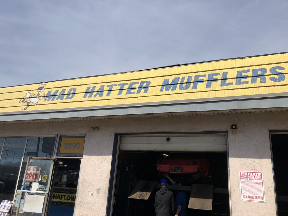 Mad Hatter Muffler Center