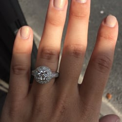 Photo Of Anais Jewelry Boston Ma United States Custom Engagement Ring By