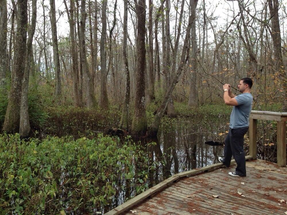 Brec S Bluebonnet Swamp Nature Center