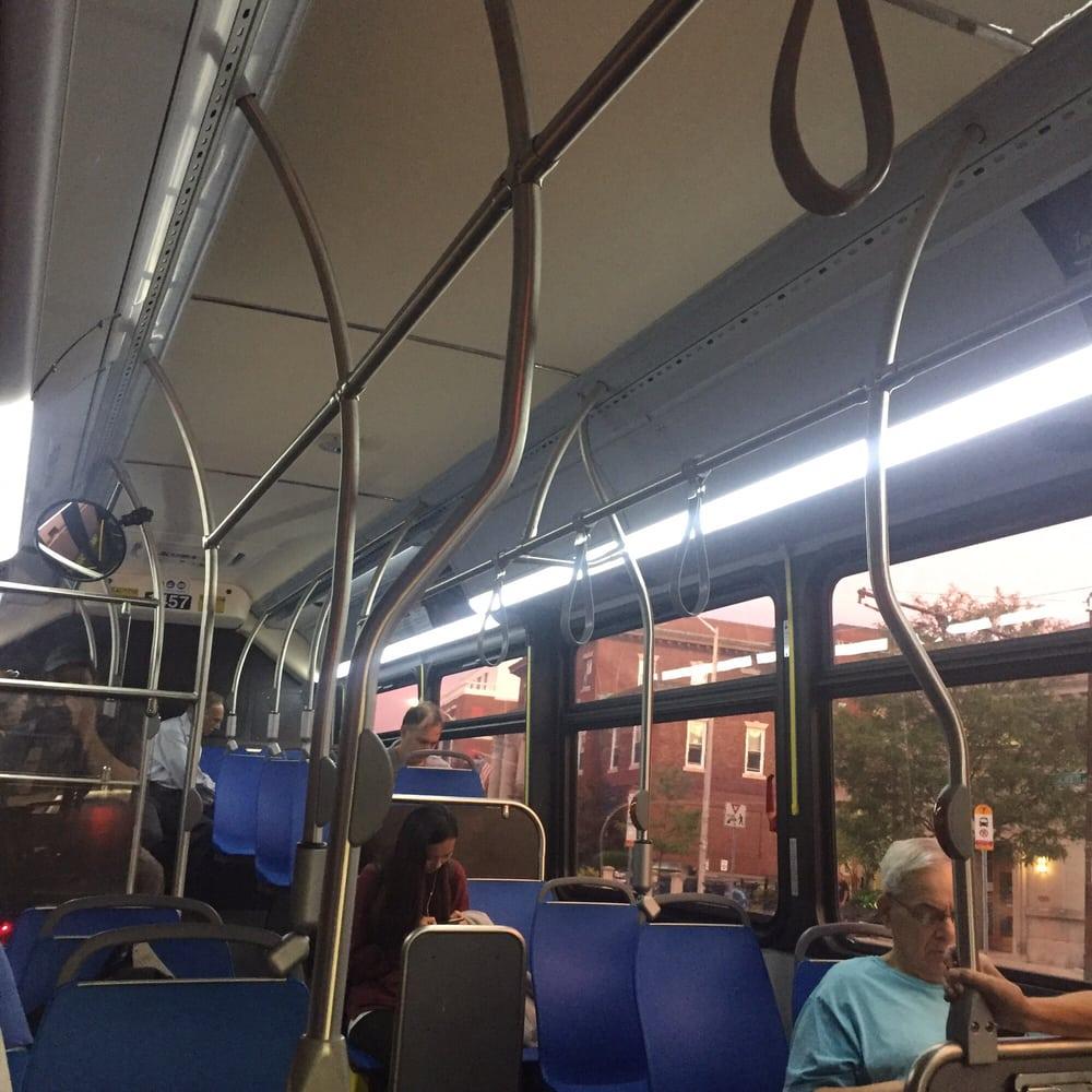 Mbta Bus Route 77 17 Reviews Public Transportation