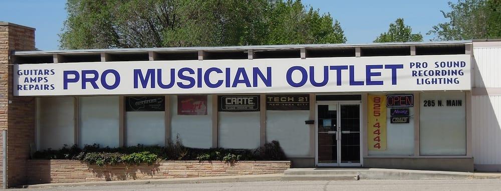 Pro Musician: 285 N Main St, Layton, UT