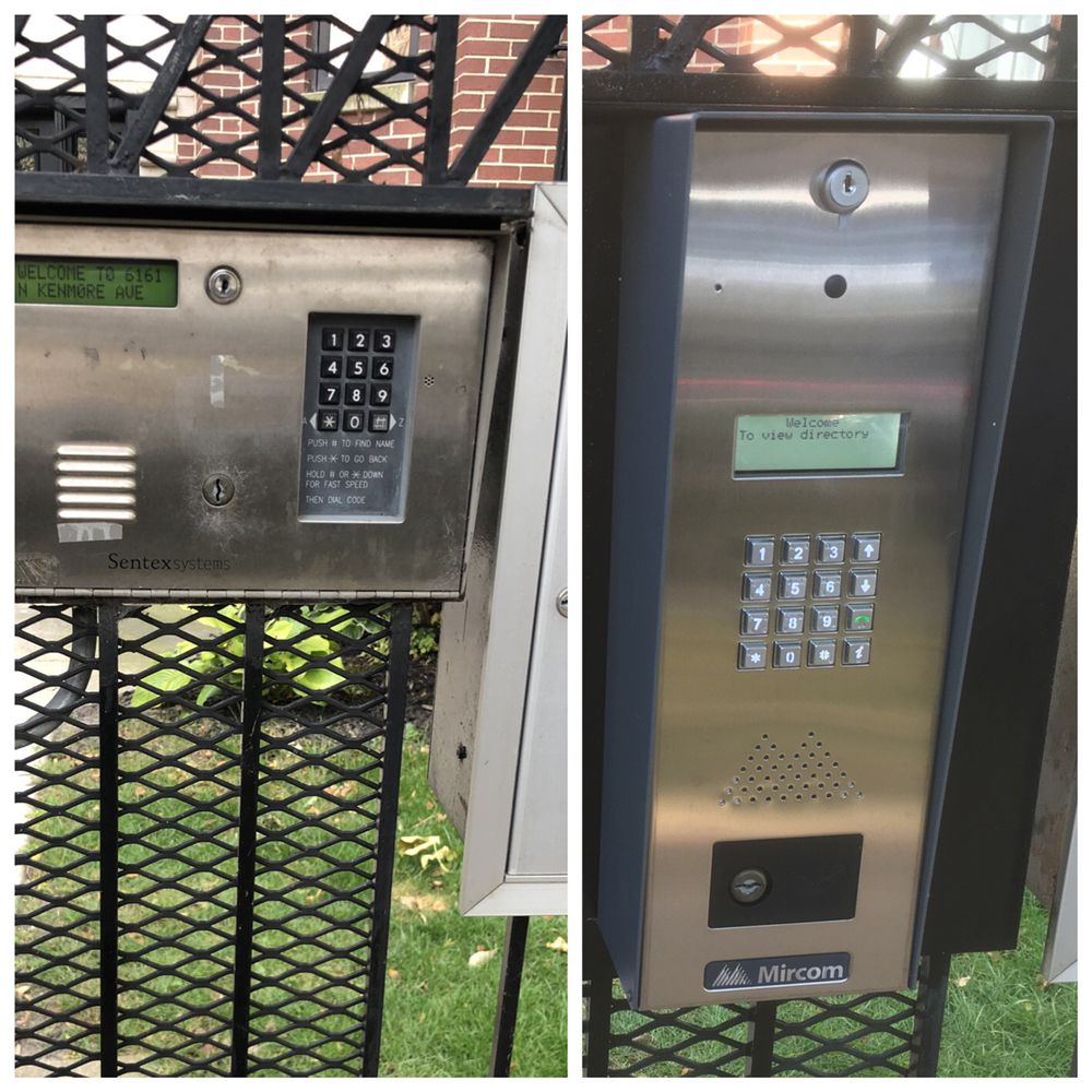 Chicago Intercoms: 2046 N Milwaukee Ave, Chicago, IL