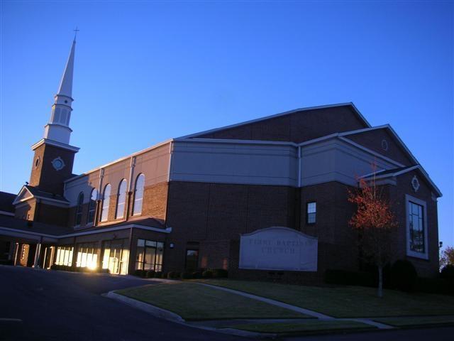 Jasper's First Baptist Church: 1503 5th Ave S, Jasper, AL