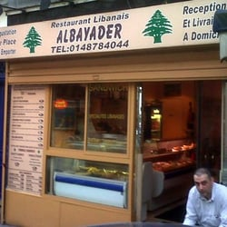Restaurant Libanais Anvers Paris