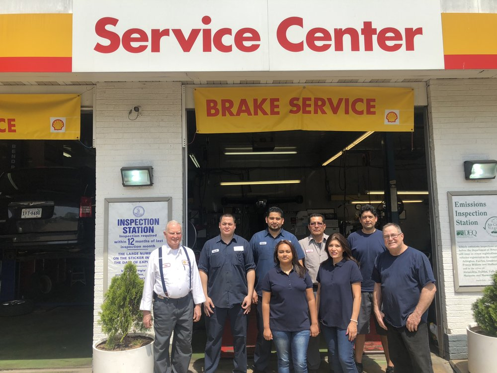 Dulles Shell Service Center: 45410 Holiday Dr, Sterling, VA