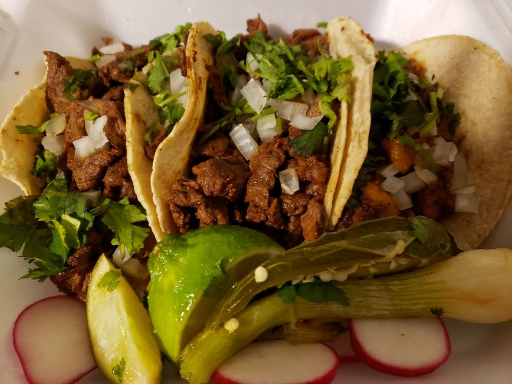Taco Express: 2630 Dale Earnhardt Blvd, Kannapolis, NC