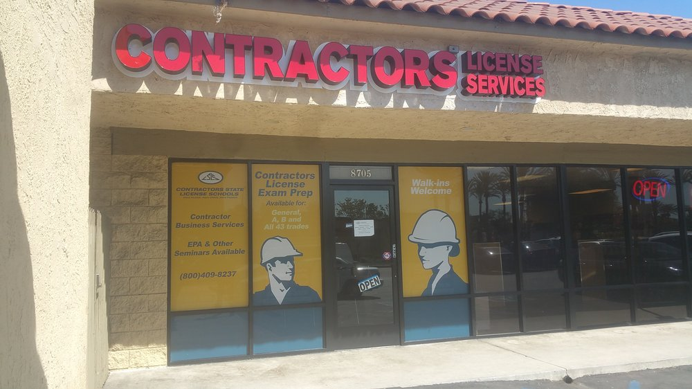 Review Contractors State License Schools 16 Reviews Test Preparation 8705 W Washington Blvd Pico Rivera CA Phone Number Yelp Contemporary - Fresh contractors state license board Inspirational