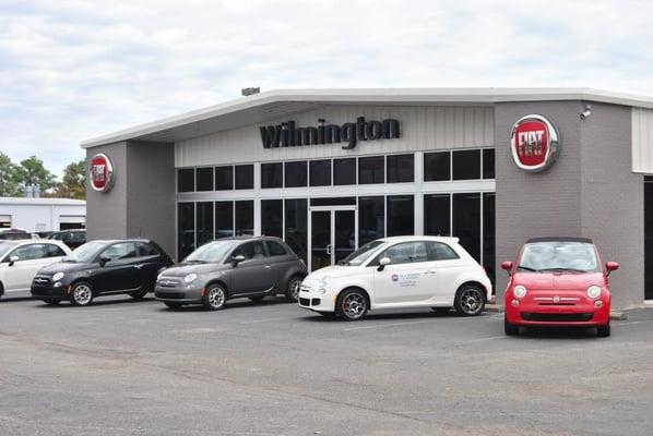 fiat of wilmington 6405 market st wilmington, nc auto dealers - mapquest