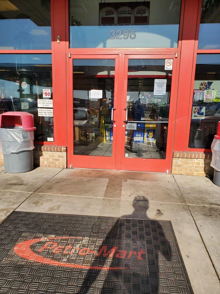 Westland Travel Center: 3296 Gold Ave, Kingdom City, MO