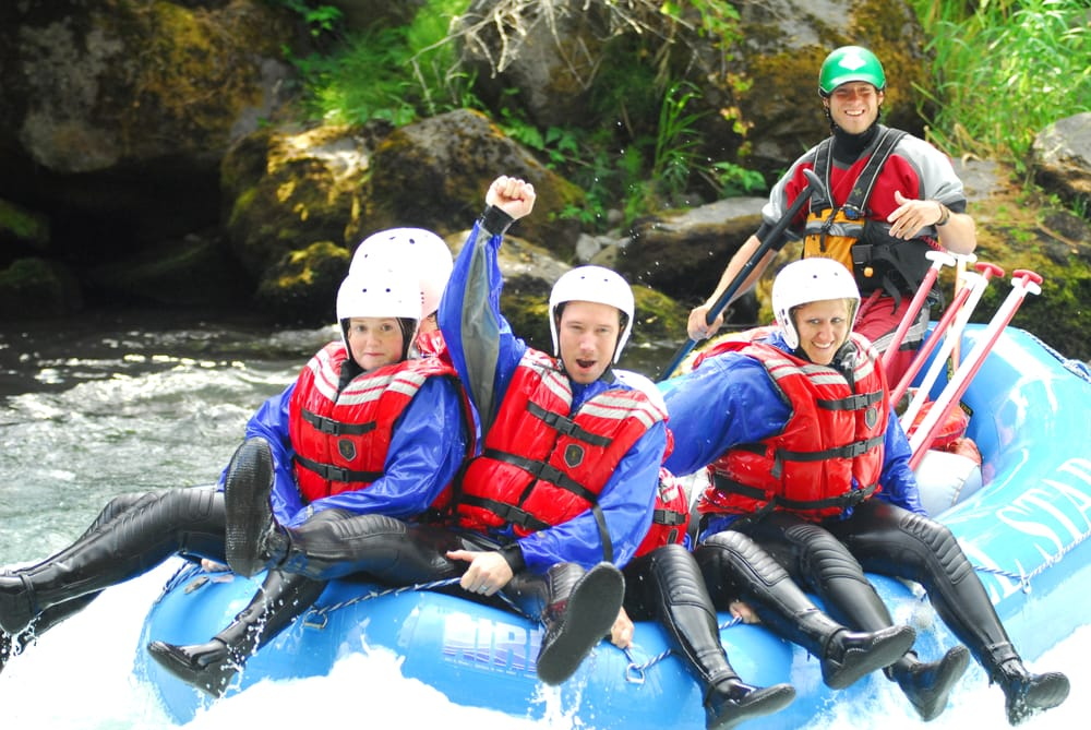 All Star Rafting: 405 Deschutes Ave, Maupin, OR
