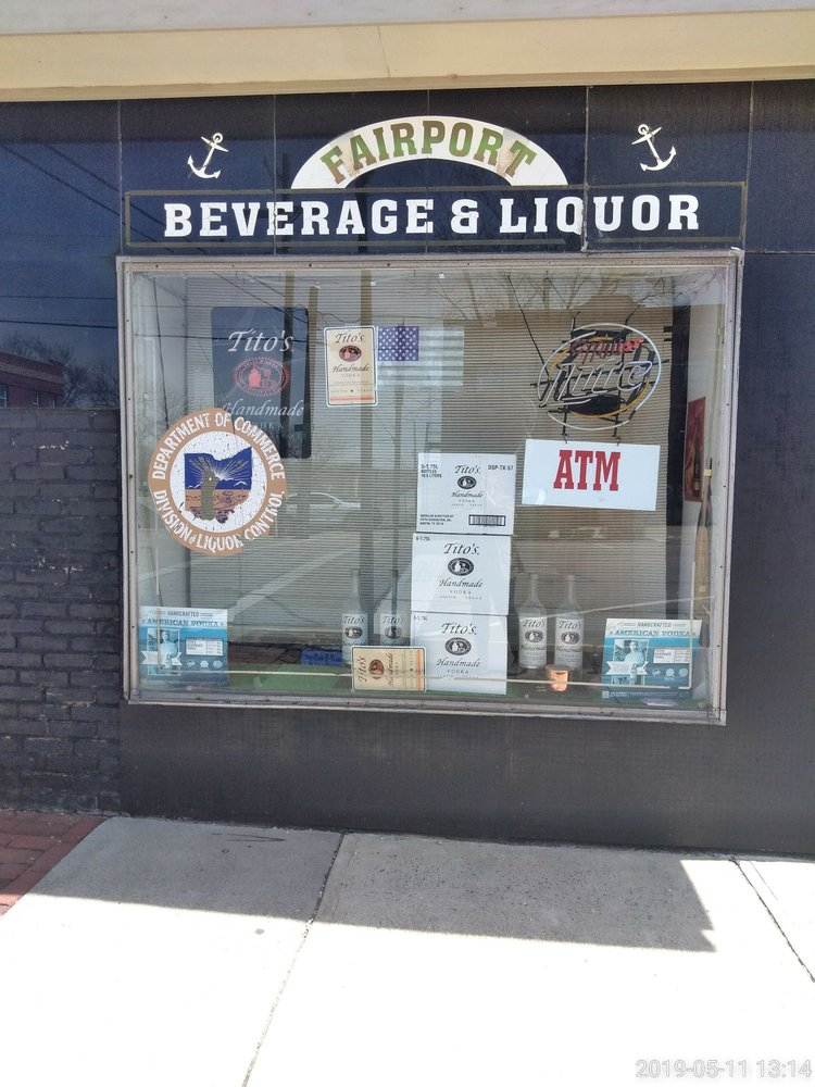Fairport Harbor Beverage and Liquor: 200 3rd St, Fairport Harbor, OH