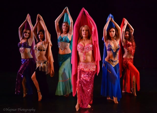 Belly Dance by Johara & Snake Dance Theater Company: 536 Mass Ave, Cambridge, MA
