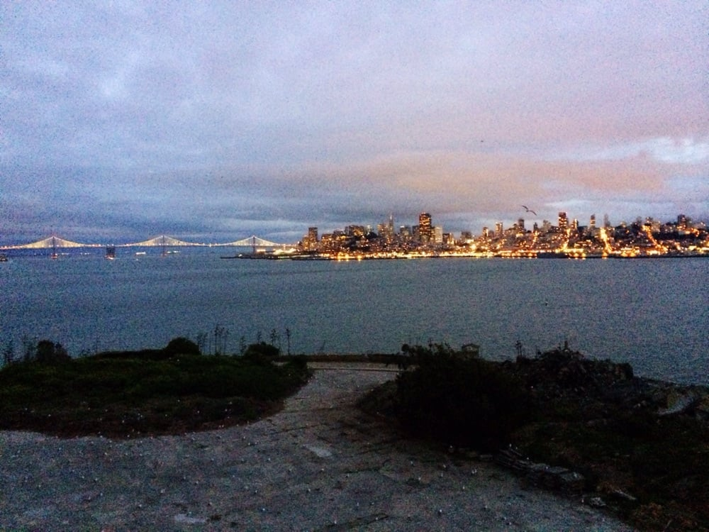 Alcatraz Night Tour Yelp