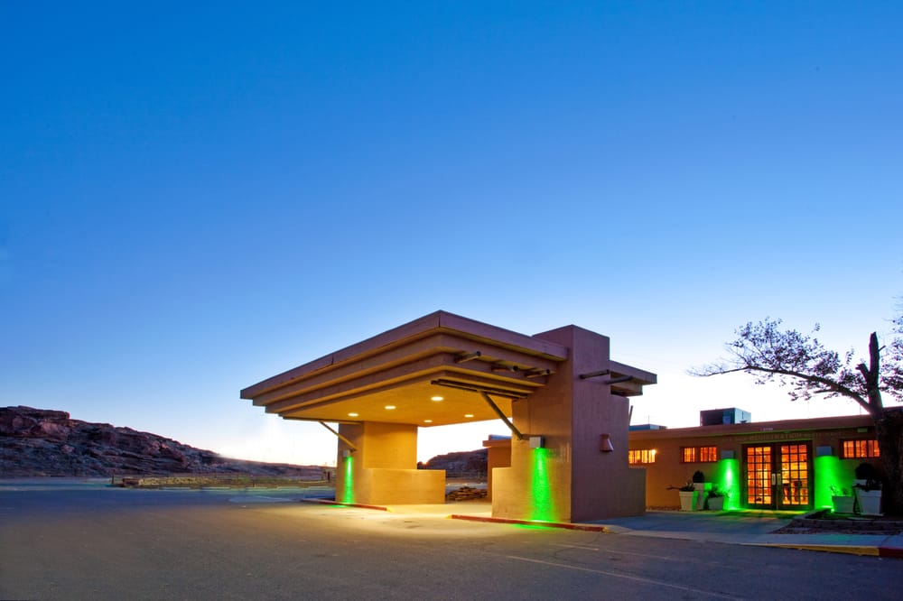 Holiday Inn Canyon De Chelly: Rt 7 Garcia Trading Post, Chinle, AZ