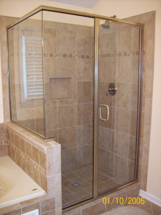 cary nc united states bathroom renovation custom tile shower