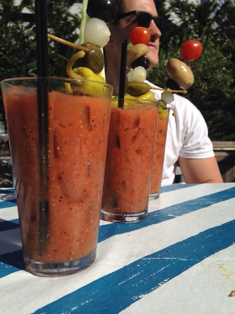 Breakers Cafe Stinson Beach