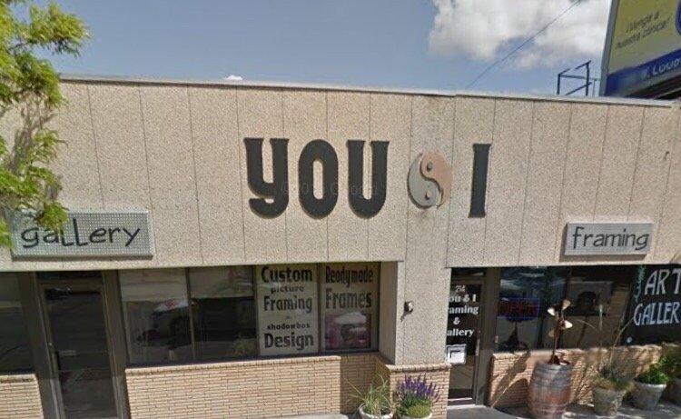 You & I Framing & Gallery: 214 W 1st Ave, Kennewick, WA