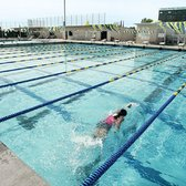 Pinkie Phillips Aquatics Center Swimming Pools 1775 W Lowell Ave Tracy Ca United States