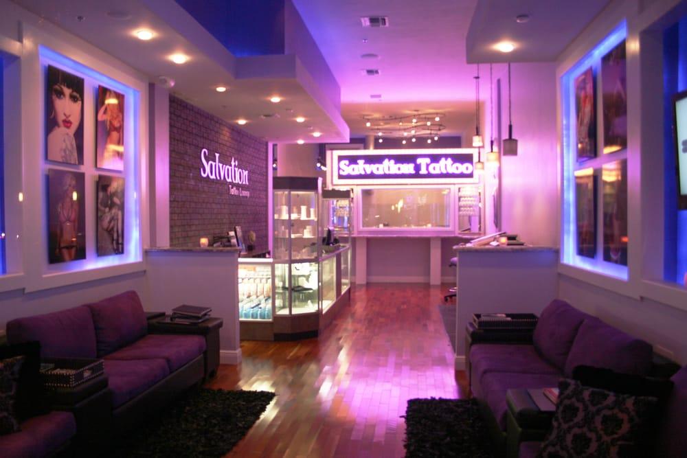 Salvation Tattoo Lounge - 17 Photos & 19 Reviews - Tattoo - 1612 ...