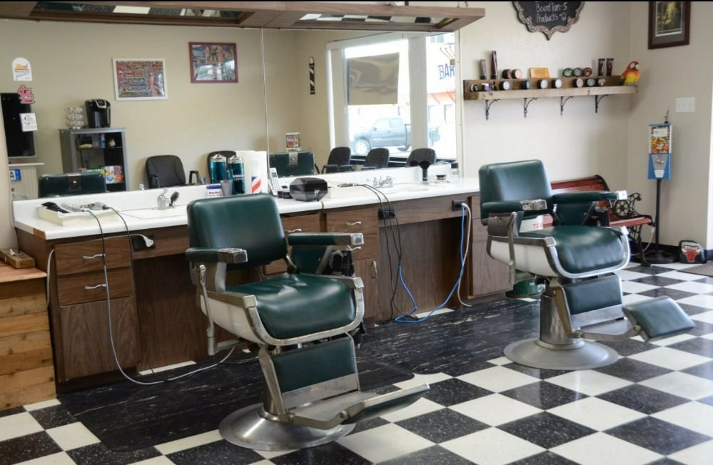 Roger's Barber Shop: 1401 N Prospect Ave, Champaign, IL