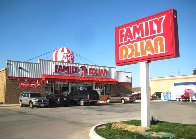 Family Dollar: 13247 Jones St, Trona, CA
