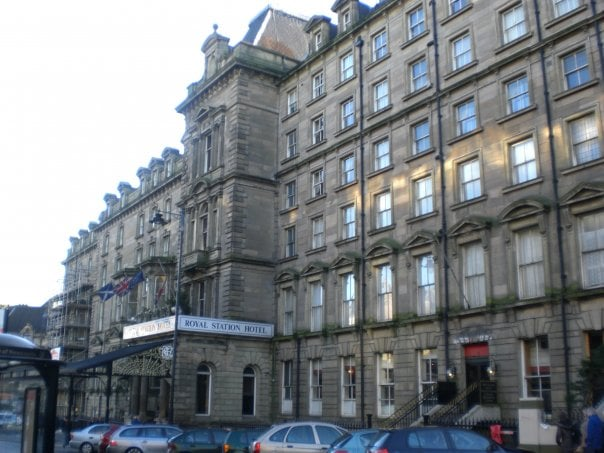 Royal Station Hotel- Part Of The Cairn Collection | Neville Street, Newcastle Upon Tyne NE1 5DH | +44 7717 507266