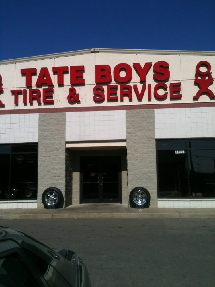 Tate Boys: 11901 E 96th St N, Owasso, OK