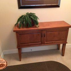 Beautiful Photo Of Chrisu0027s Custom Cabinets   Phoenix, AZ, United States. Custom Entry  Table Gallery