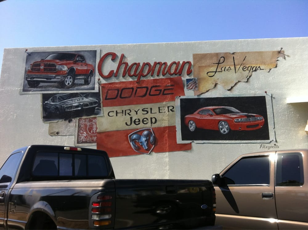 Photo Of Chapman Las Vegas Dodge Chrysler Jeep Ram   Las Vegas, NV, United