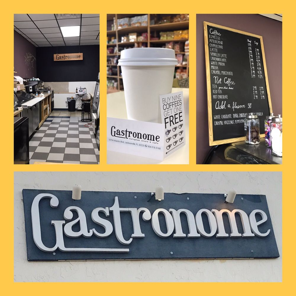 Gastronome Cafe: 10734 Atlantic Blvd, Jacksonville, FL