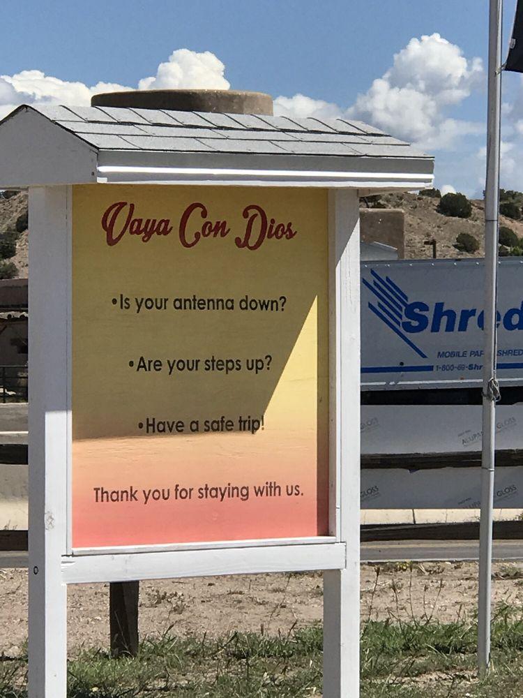 Roadrunner RV Park: 55 O Go Wii, Santa Fe, NM