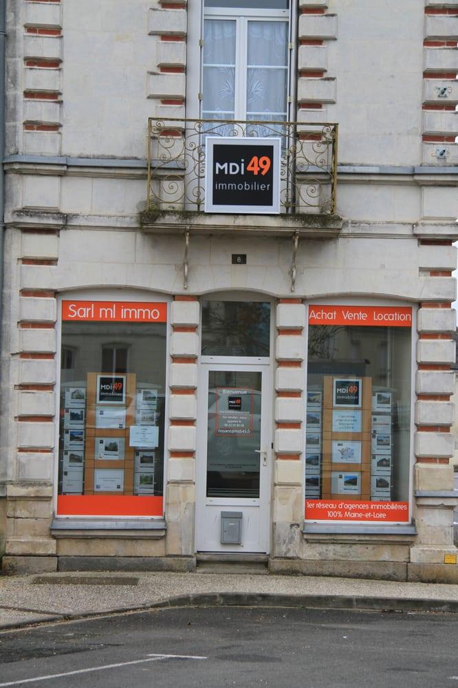 Agence mdi 49 agenzie immobiliari 8 place de l 39 eglise - Agenzie immobiliari francia ...