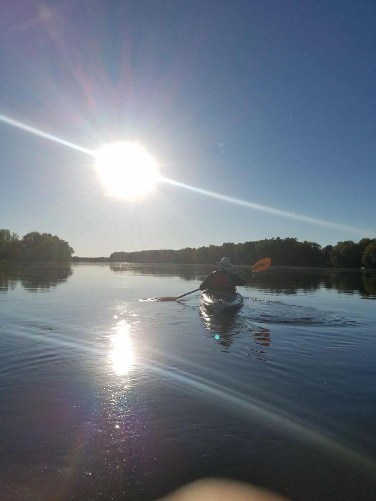 Quad Cities Kayak River Adventures: Colona, IL