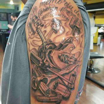 Photo Of Lucky You Tattoo Manteca Ca United States