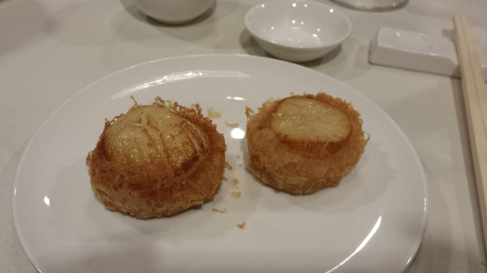 Deep Fried Taro With Scallop Yelp