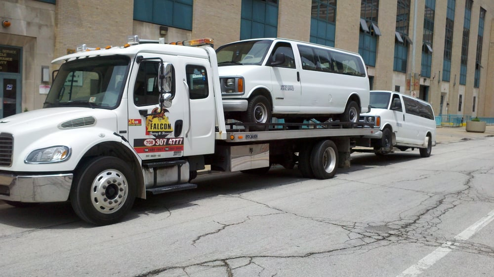 Towing business in Oak Park, IL