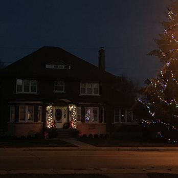 photo of we install christmas lights london on canada