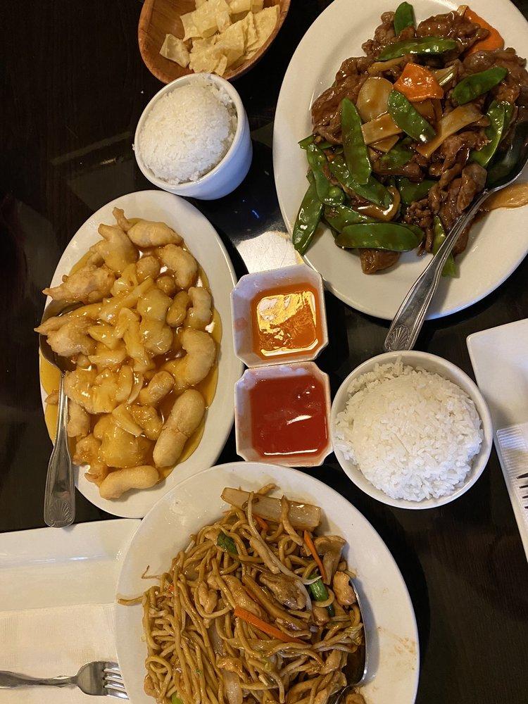 Food from Mandarin