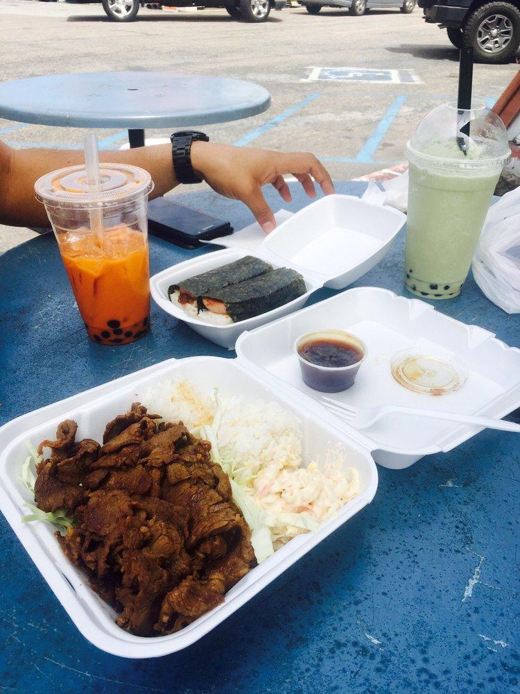 626 Hawaiian BBQ & BOBA: 4386 Maine Ave, Baldwin Park, CA